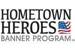 Hometown Heroes Banner Program